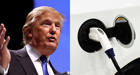 Charged EVs | Automakers already lobbying Trump to relax emissions standards - | Automotive Industry Review | Scoop.it