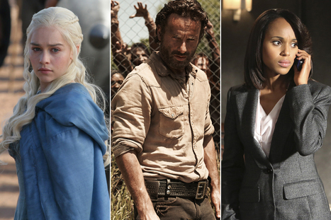 The best TV shows of 2013 - New York Post | International TV Content | Scoop.it