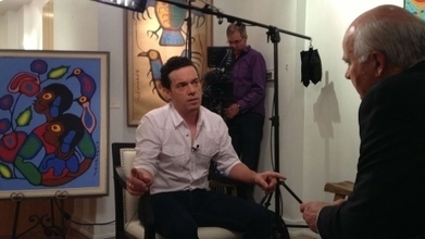 Joseph Boyden talks writing process with Peter Mansbridge | Bibliolecture | Scoop.it