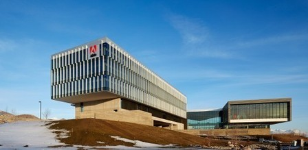 New Adobe Campus in Lehi City / WRNS Studio | Digital-News on Scoop.it today | Scoop.it