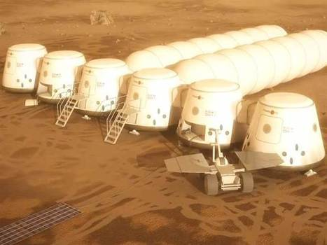 Mars One clears 1,058 applicants for next step toward one-way Mars trip - NBC News.com | The Art of Technology | Scoop.it