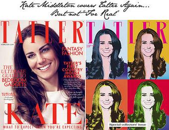 Kate Middleton on Tatler magazine cover issue   Bollywood Trendz   celeb style   Scoop.it
