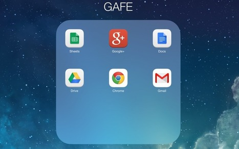 Why use Google Apps For Education? - Educate 1 to 1 | Apps for productivity in teaching | Scoop.it