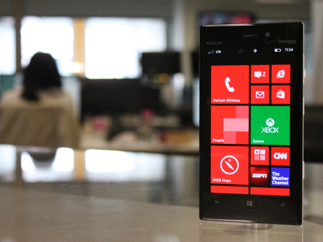 Nokia's New Lumia Phone Is Still Thick, Heavy, And Covered In Plastic | Telefonija | Scoop.it