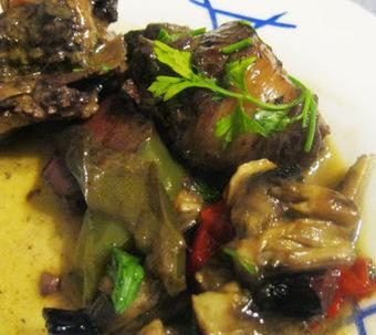 Cozinha com a Anna: Frango em Vinho Tinto com Cogumelos | Foodies | Scoop.it