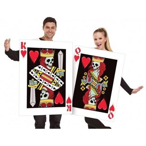 Crazy and Creative Couples Halloween Costumes for Adults 2016  | Costume Shop and Party Supplies Ireland  online | Scoop.it