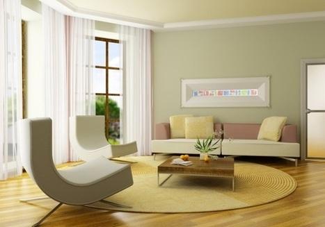 Deco salon : Photos, canapé, table basse - Idées deco | Grizzly | Scoop.it