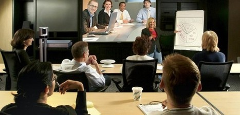 Evolución de la videoconferencia: hacia un modelo de negocio virtual que llegue a todo tipo de empresas | AgenciaTAV - Asistencia Virtual | Scoop.it