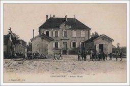 Cartes postales anciennes de Confracourt - Racines Comtoises | Confracourt | Scoop.it