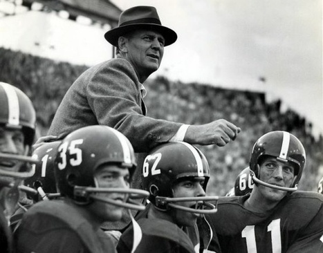 Sports Pictures -Bear Bryant | Football Team Pictures | Scoop.it
