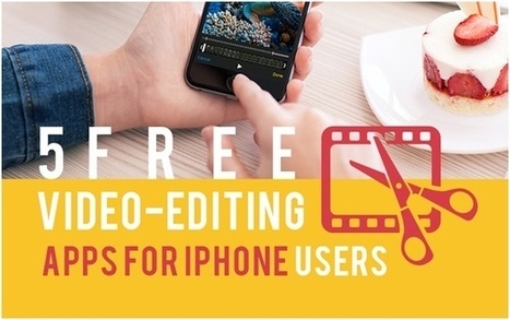 5 Free Video-Editing Apps Gaining Popularity among iPhone Users | iphone apps development melbourne | Scoop.it
