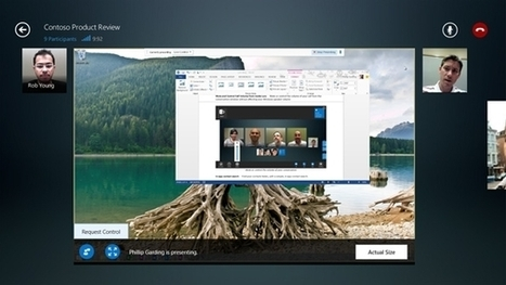 Microsoft Lync App Updated for Windows 8.1 | Windows 8 Apps | Scoop.it