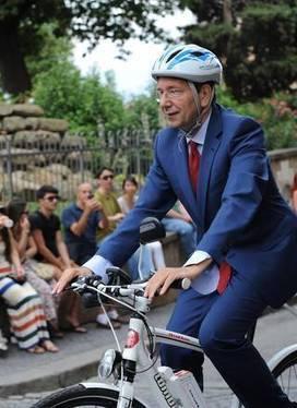Italia e Olanda, da bici a tram per eco-città senza traffico - ANSA.it | Green | Scoop.it