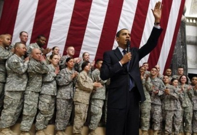 Obama cuts military pay; bypasses law- again   Military   Scoop.it