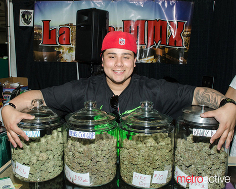 HempCon Medical Marijuana Convention Looks Toward Legalization - Silicon Valley's Metro | Pain Killer the weed | Scoop.it