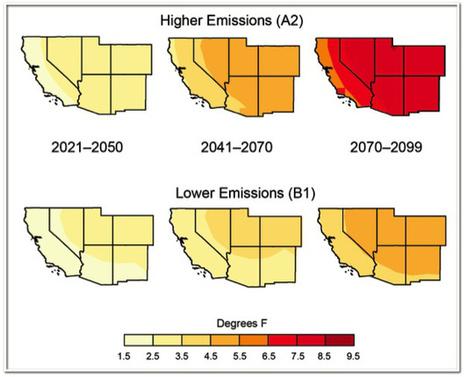 Will global warming desiccate the Southwest? | GarryRogers Biosphere News | Scoop.it