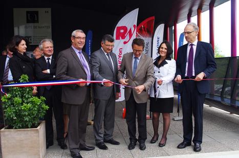 Un nouveau bâtiment universitaire inauguré à la Roche-sur-Yon - Université de Nantes | Veille BU | Scoop.it