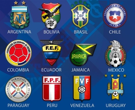 Copa America 2016 Schedule in BST – Bangladesh Time, TV channels - Copa America Centenario 2016 | General News | Scoop.it