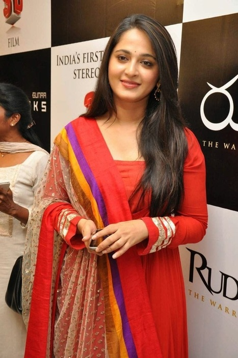 Actress Anushka New Stills | newfilmstills.com | Scoop.it