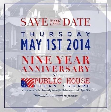 Public House Philly Announces Its Food & Drink Specials for April 2014 | Public House Philadelphia | Scoop.it