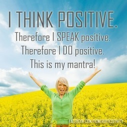 The Power of a Positive Perspective - Power of Positivity: Positive Thinking & Attitude | Thinking Critically to Solve Problems | Scoop.it