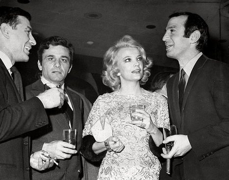 Ben Gazzara, a tough-guy character actor, dead at 81 | Alcoholic Outsider Artist | Scoop.it