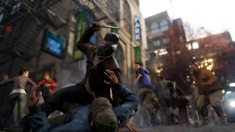 Players can't fly around in Watch Dogs - Tech2 | Watch-Dogs-Aiden-Pearce-Coat-Assassins-Creed-game-Jacket | Scoop.it