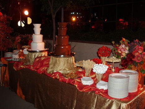 Impress and Express With a Chocolate Fountain | Ice Sculpture and Chocolate Fountain | Scoop.it
