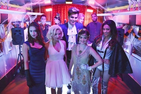 How 'Pretty Little Liars' used social TV for their Halloween special - Lost Remote | screen seriality | Scoop.it