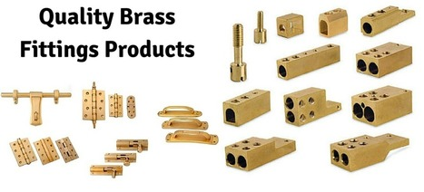 High Quality Brass Fittings Products Suppliers in India | Business | Scoop.it