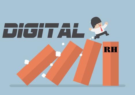L' impact du digital sur les ressources humaines de demain | DOCAPOST RH | Scoop.it