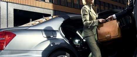 Chauffeur Service | Comfortable and Cheap | Airport Chauffeured Cars | Scoop.it