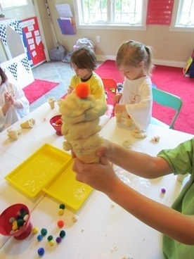 Play dough color surprise and play dough Ice cream cones | Learn through Play - pre-K | Scoop.it