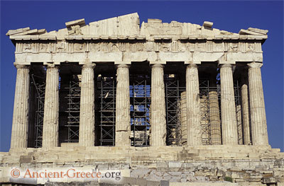 Parthenon | 7th Grade Greece | Scoop.it