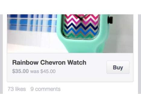 Facebook testing Buy button that lets you shop without leaving Facebook | Agile | Scoop.it