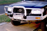 Different Bull Bars And Their Importance | Commercial Vehicle Accessory | Scoop.it
