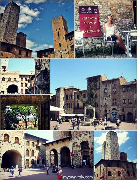 Tuscany: San Gimignano, town of towers and saffron   Italy   Scoop.it