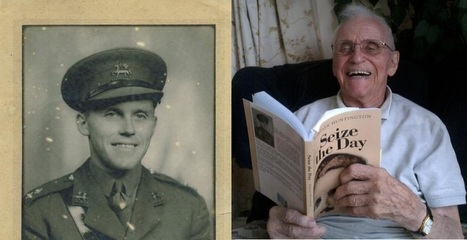 WWII Vet Publishes His Second World War Memoirs | War History ... | second world war | Scoop.it