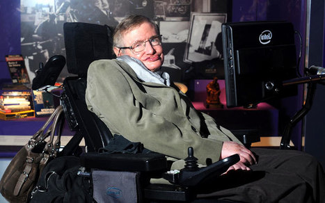 Scientists developing device to 'hack' into brain of Stephen Hawking  - Telegraph | Cognitive Enhancement Technologies | Scoop.it