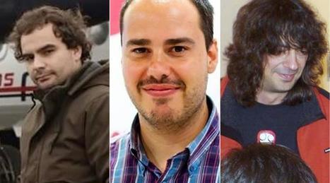 Les trois journalistes enlevés en Syrie de retour en Espagne | Au hasard | Scoop.it