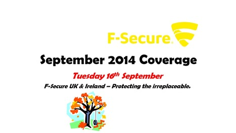 September 2014 Coverage (17th) | F-Secure Coverage (UK) | Scoop.it