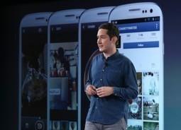 Facebook voegt video toe op Instagram - NRC Handelsblad | Social | Scoop.it
