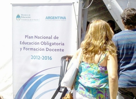 Para leer el Plan Nacional Quinquenal de Educación Obligatoria y Formación Docente completo 2012-2016   Desarrollo profesional   Scoop.it