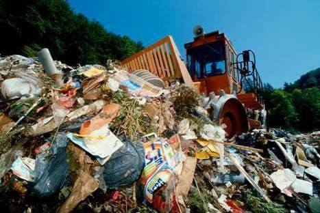 Trash Climate Change Methane Gas: | ultralight living | Scoop.it