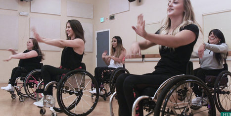 Meet The Women Who Are Redefining Dance With Their Wheelchairs | INTRODUCTION TO THE SOCIAL SCIENCES DIGITAL TEXTBOOK(PSYCHOLOGY-ECONOMICS-SOCIOLOGY):MIKE BUSARELLO | Scoop.it