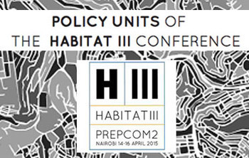 UCLG to co-lead Habitat III Policy Unit on Urban Governance, Capacity and Institutional Development with the London School of Economics | Global Taskforce of Local and Regional Governments | Scoop.it