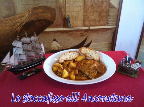 Lo Stoccafisso all'anconetana  é afrodisiaco | La Terrazza ancona | Scoop.it
