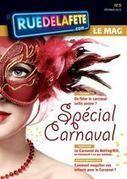 Ruedelafete.com - Carnaval - Magazine n°5 | deguisement de fete | Scoop.it