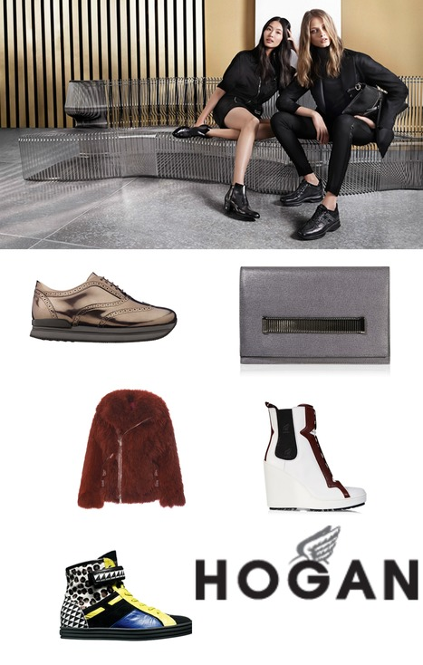 Hogan:  Shoes, Clothing, Bag | Le Marche & Fashion | Scoop.it