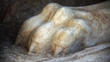 La tumba de Amfípolis está dedicada a Hefestión, el amigo de Alejandro Magno | Mundo Clásico | Scoop.it